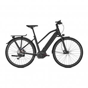Kalkhoff - 2018 Vélo Electrique Kalkhoff Endeavour Advance B10 500 Trapèze Noir Mat 2018