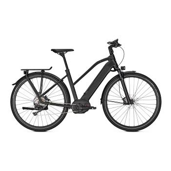 Vélo Electrique Kalkhoff Endeavour Advance B10 500 Trapèze Noir Mat 2018