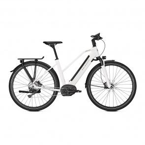 Kalkhoff Promo Vélo Electrique Kalkhoff Endeavour 5 Advance B10 500 Trapèze Blanc 2019 (628529174-76)