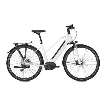 Vélo Electrique Kalkhoff Endeavour 5 Advance B10 500 Trapèze Blanc 2019 (628529174-76)