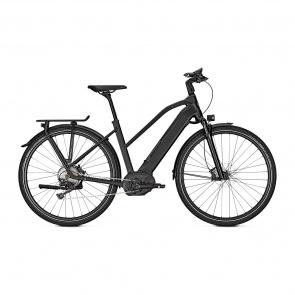 Kalkhoff - 2018 Vélo Electrique Kalkhoff Endeavour Excite B11 500 Trapèze Noir Mat 2018