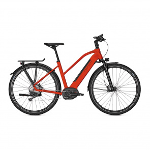 Kalkhoff - 2018 Vélo Electrique Kalkhoff Endeavour Excite B11 500 Trapèze Rouge 2018