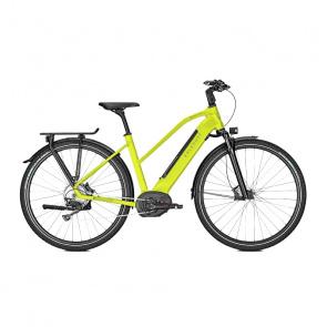 Vélo Electrique Kalkhoff Endeavour Move B9 500 Trapèze Vert Mat 2018