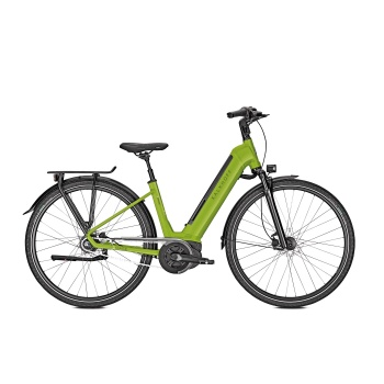 Vélo Electrique Kalkhoff Image Move B8 500 Easy Entry Vert 2018