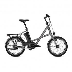 Kalkhoff - 2018 Vélo Electrique Kalkhoff Sahel Compact I8 603 Gris/Noir 2018