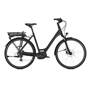 Vélo Electrique Kalkhoff Voyager Move B8 400 Easy Entry Noir 2018