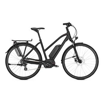 Vélo Electrique Kalkhoff Voyager Move B8 400 Trapèze Noir 2018