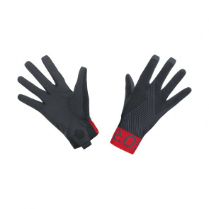 Gore Bike Wear Gants Gore Wear C7 Pro Noir/Rouge 2018