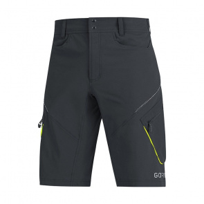 Gore Bike Wear Short Gore Wear C3 Trail Noir 2018