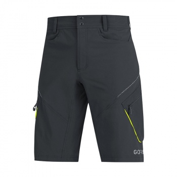 Short Gore Wear C3 Trail Noir 2018