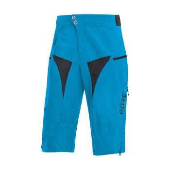 Short Gore Wear C5 All Mountain Cyan Dynamique 2018