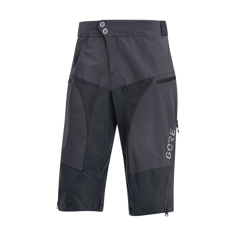 Short Gore Wear C5 All Mountain Gris Terra 2018