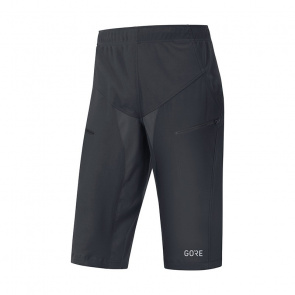 Gore Bike Wear Short Gore Wear C5 Windstopper Trail Noir 2018