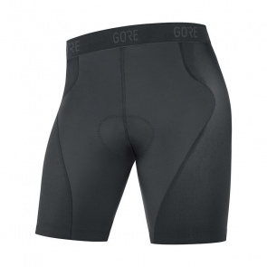 Gore Bike Wear Sous-short sans Bretelles Gore Wear C5 Noir 2020