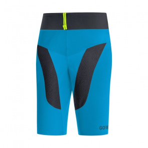 Gore Bike Wear Short Gore Wear C5 Trail Light Cyan Dynamique/Noir 2018