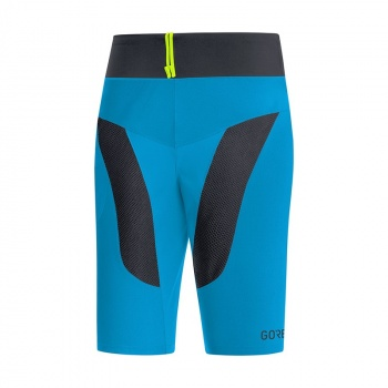 Short Gore Wear C5 Trail Light Cyan Dynamique/Noir 2018