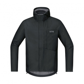 Gore Wear Veste Gore C3 Gore-Tex Paclite Noir 2021