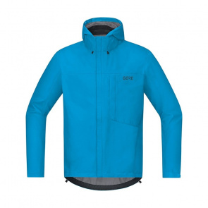 Gore Bike Wear Veste Gore Wear C3 Gore-Tex Paclite Cyan Dynamique 2018
