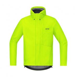 Gore Bike Wear Veste Gore Wear C3 Gore-Tex Paclite Jaune Néon 2018
