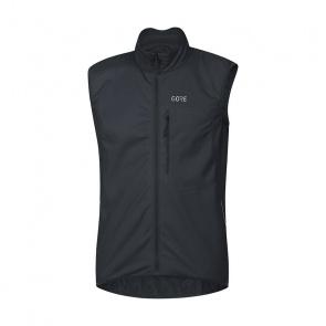 Gore Wear Veste sans Manches Gore Wear C3 Windstopper Noir 2020-2021
