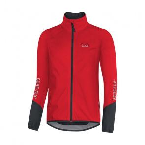 Gore Bike Wear Gore Wear C5 Gore-Tex Active Jas Rood/Zwart 2018