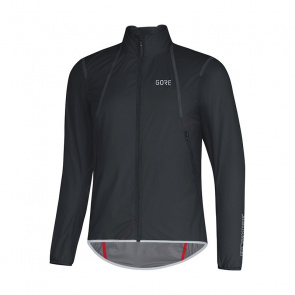 Gore Bike Wear Veste Gore Wear C7 Windstopper Light Noir 2018