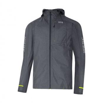 Veste Gore Wear C5 Gore-Tex Active Gris Terra 2018