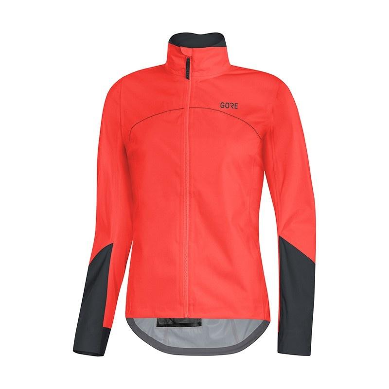 Gore Wear C5 Gore-Tex Active Jas voor Vrouwen Lumi Oranje/Zwart 2019-2021