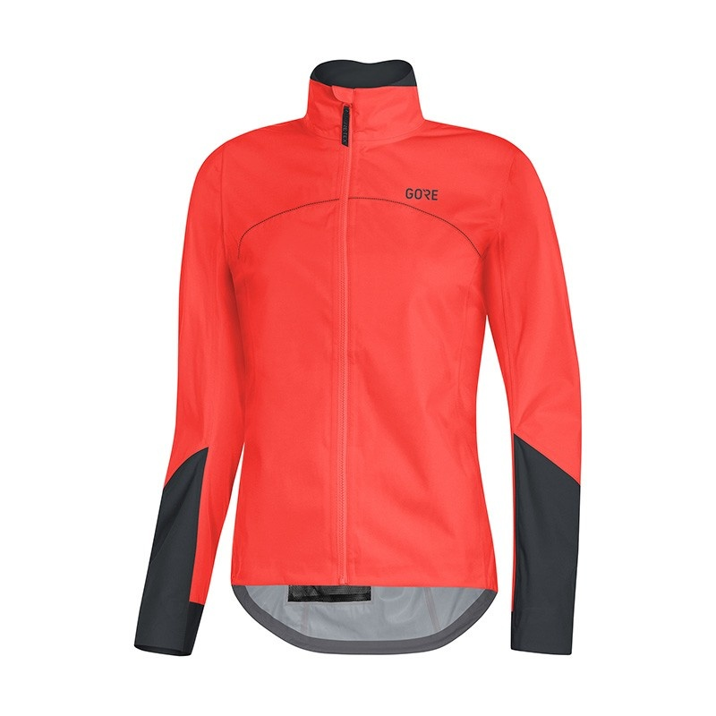Veste Femme Gore Wear C5 Gore-Tex Active Orange Lumi/Noir 2019-2020
