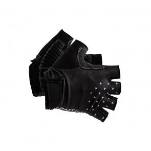 Craft Craft Go Korte Handschoenen Zwart/Wit 2019