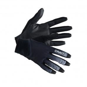 Craft Craft Route Handschoenen Zwart 2018