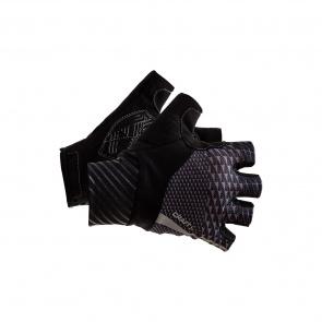 Craft Craft Rouleur Korte Handschoenen Zwart 2018