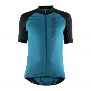 Craft Maillot Manches Courtes Craft Velo 2.0 Noir 2018