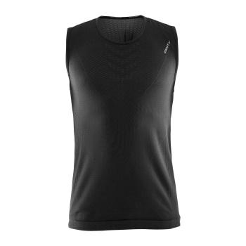 Sous-vêtement sans Manches Cool Intensity Roundneck Noir 2018