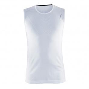 Craft Craft Cool Intensity Roundneck Ondershirt zonder Mouwen voor Vrouwen Wit 2018