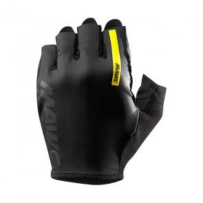 Mavic textile Mavic Cosmic Korte Handschoenen Zwart 2018