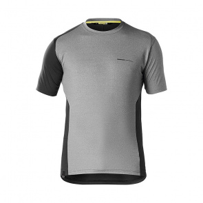 Mavic textile Maillot Manches Courtes Mavic XA Elite Noir Pirate 2018