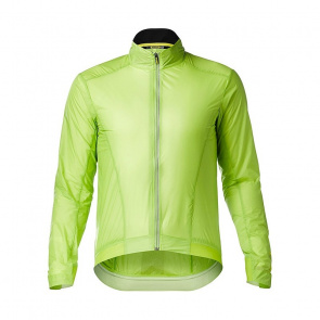 Mavic textile Veste Essential Wind Lime Green
