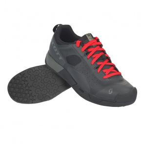 Scott textile Chaussures VTT Scott MTB Comp Boa Noir Mat/Argent 2017