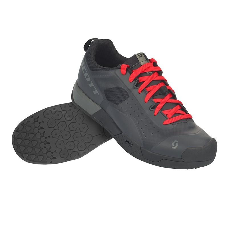 Chaussures VTT Scott AR Lace Noir/Gris 2018