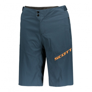 Scott textile Short avec Peau Scott Endurance Bleu Nightfall 2018