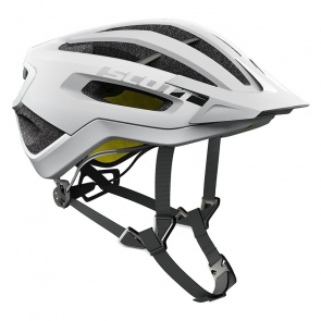 Scott textile Scott Fuga Plus MTB Helm Wit 2018