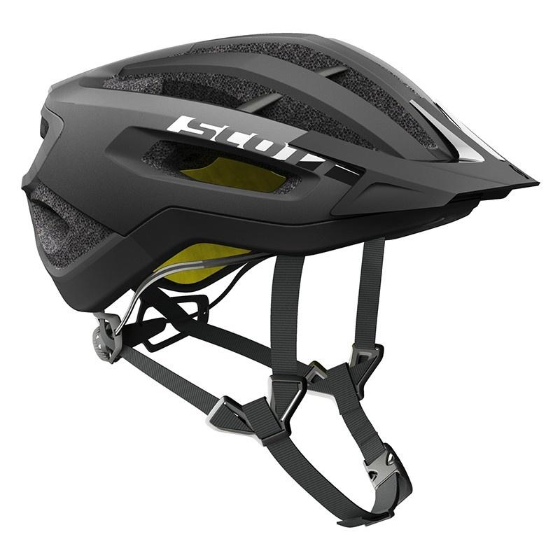 Scott Fuga Plus MTB Helm Zwart 2018