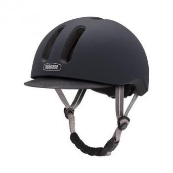 Nutcase City Metroride Helm Zwart 2018