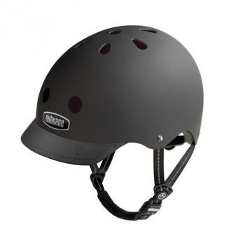 Nutcase City Street Helm Zwart 2018