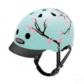 Nutcase Nutcase City Street Helm Cherry Blossom 2018
