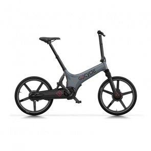 GoCycle Vélo Electrique GoCycle GS Gris/Noir 2018