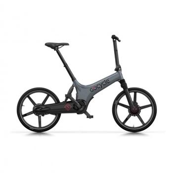 Vélo Electrique GoCycle GS Gris/Noir 2018