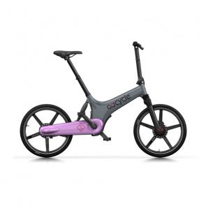GoCycle Vélo Electrique GoCycle GS Gris/Rose 2018