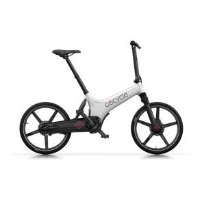 GoCycle Vélo Electrique GoCycle GS Blanc/Noir 2018